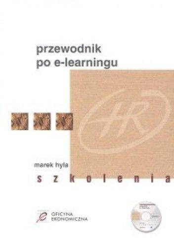 Okładka książki Przewodnik po e-learningu. Szkolenia
