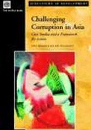 Okładka książki Challenging Corruption in Asia