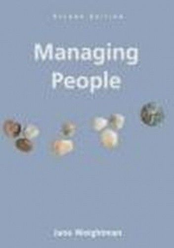Okładka książki Managing People