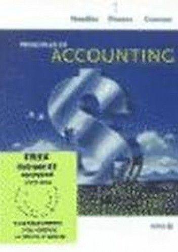 Okładka książki Principles of Accounting