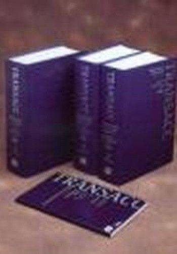 Okładka książki Transnational Accounting