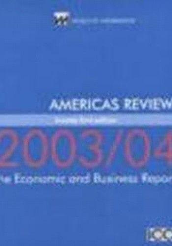 Okładka książki Americas Review