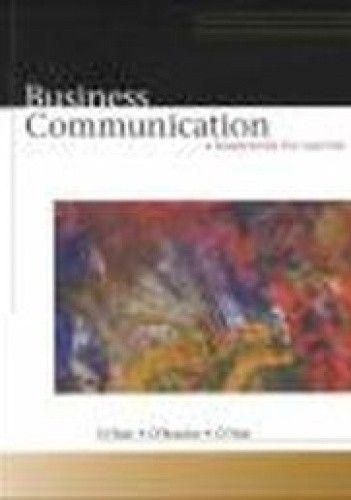Okładka książki Business Communication