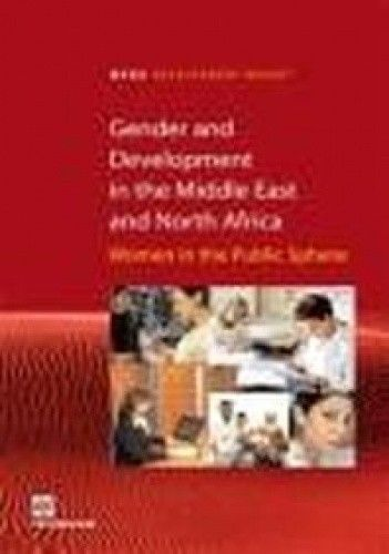 Okładka książki Gender and Development in Middle East and North Africa