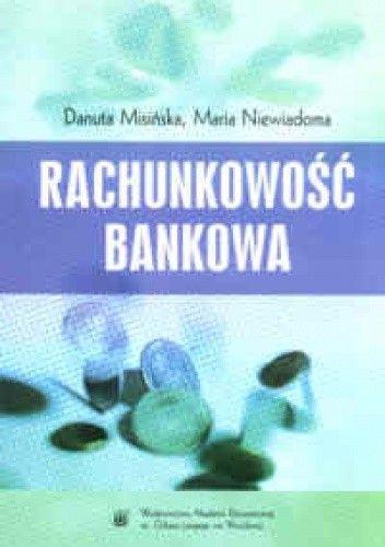 Okładka książki Rachunkowość bankowa