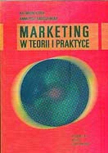 Okładka książki Marketing w teorii i praktyce