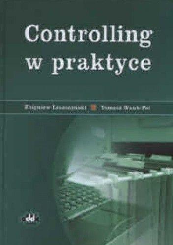 Okładka książki Controlling w praktyce