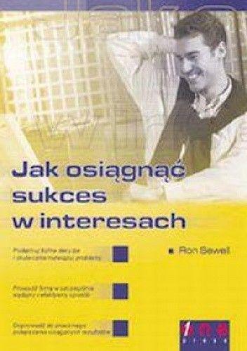 Okładka książki Jak osiągnąć sukces w interesach