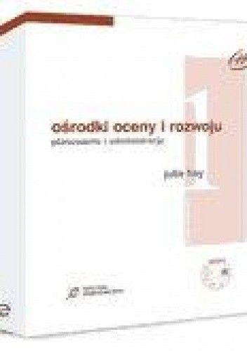 Okładka książki Ośrodki oceny i rozwoju. Zestaw 1
