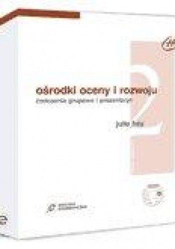 Okładka książki Ośrodki oceny i rozwoju. Zestaw 2
