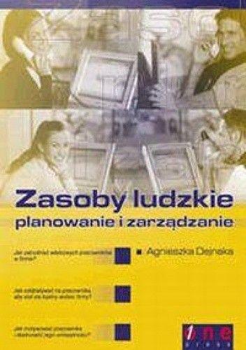 Okładka książki Zasoby ludzkie - planowanie i zarządzanie
