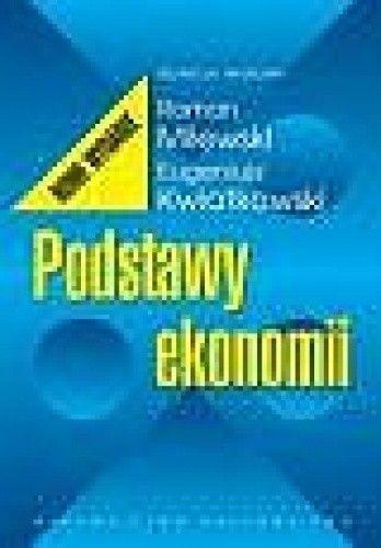 Okładka książki Podstawy ekonomii