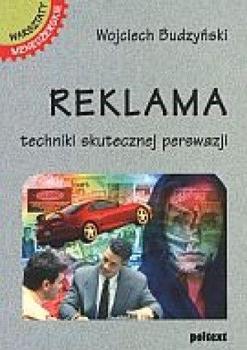 Okładka książki Reklama. Techniki skutecznej perswazji