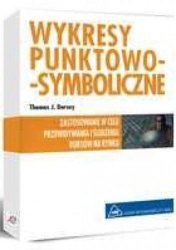 Okładka książki Wykresy punktowo symboliczne - Dorsey Thomas J.