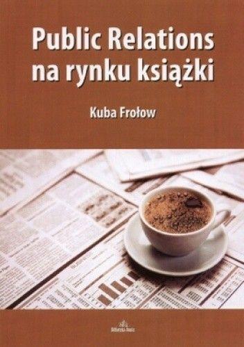 Okładka książki Public relations na rynku książki