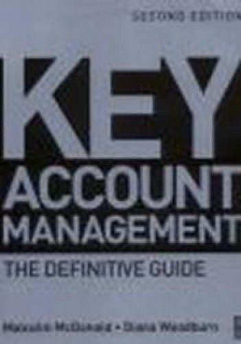 Okładka książki Key Account Management