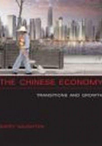 Okładka książki Chinese Economy