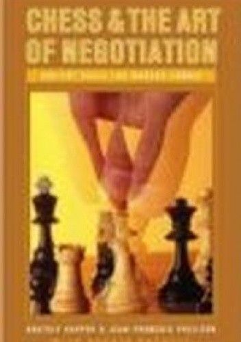 Okładka książki Chess & the Art of Negotiation