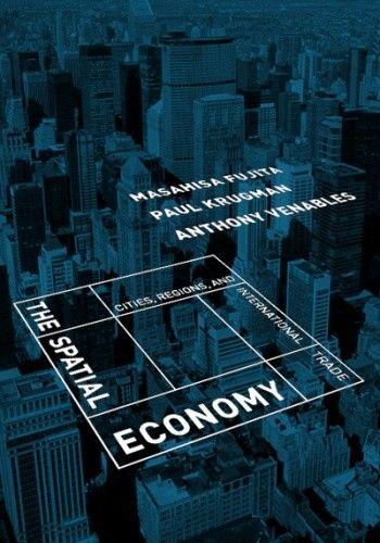 Okładka książki The Spatial Economy