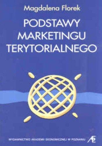 Okładka książki Podstawy marketingu terytorialnego