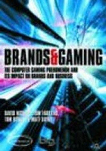 Okładka książki Brands &&& Gaming