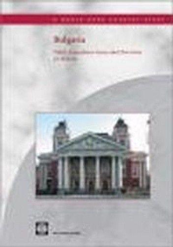 Okładka książki Bulgaria public expenditure issues &directions for reform
