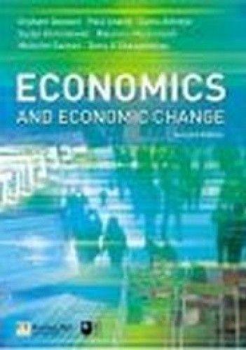 Okładka książki Economics &&& Economic Change