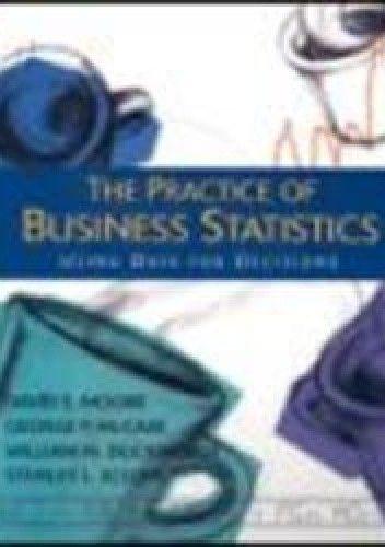 Okładka książki Practice of Business Statistics