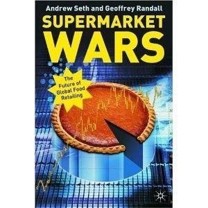 Okładka książki Supermarket wars