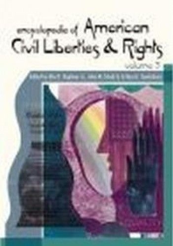 Okładka książki Encyclopedia of American Civil Liberties &&& Rights 3 vols