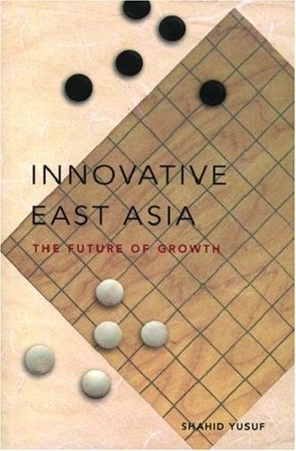 Okładka książki Innovative East Asia: The Future of Growth