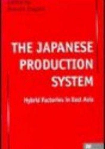 Okładka książki Japanese Production System