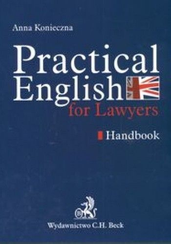 Okładka książki Practical English for Lawyers. Handbook