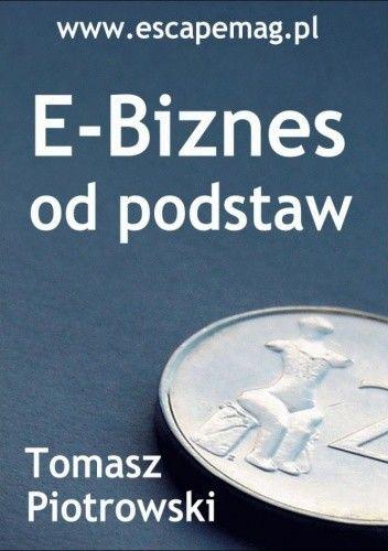 Okładka książki E-biznes od podstaw