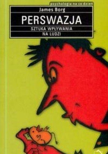 Okładka książki Perswazja