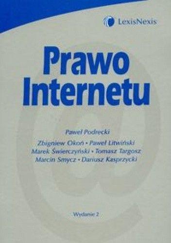 Okładka książki Prawo internetu