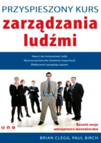 Okładka książki Przyspieszony kurs zarządzania ludźmi