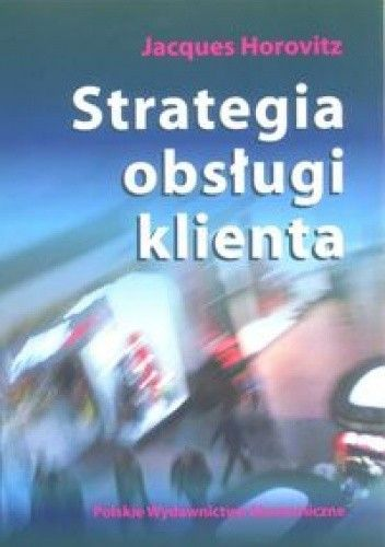 Okładka książki Strategia obsługi klienta