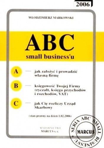 Okładka książki ABC small biznesu 2006
