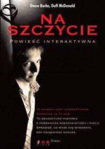 Okładka książki Owen Burke, Duff McDonald, Sam Bassett. Na szczycie. Opowieść o władzy i pieniądzach.