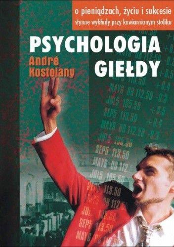 Okładka książki Psychologia giełdy