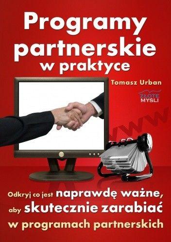 Okładka książki Programy partnerskie w praktyce - e-book