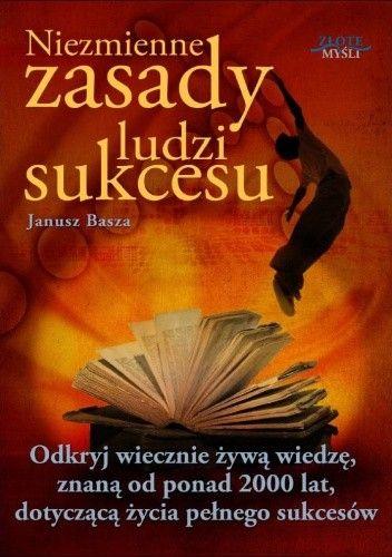 Okładka książki Niezmienne zasady ludzi sukcesu - e-book