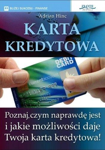 Okładka książki Karta kredytowa - e-book