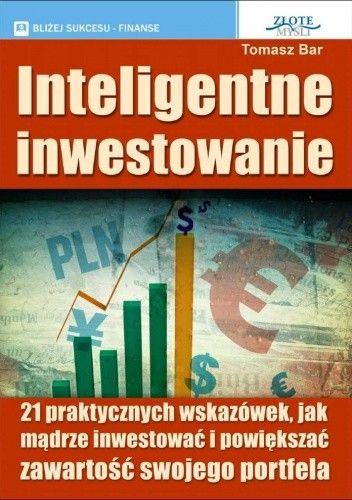Okładka książki Inteligentne inwestowanie - e-book