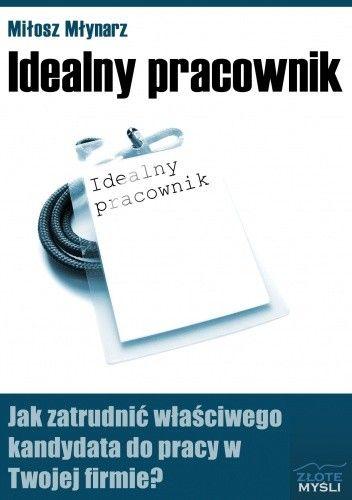 Okładka książki Idealny pracownik - e-book