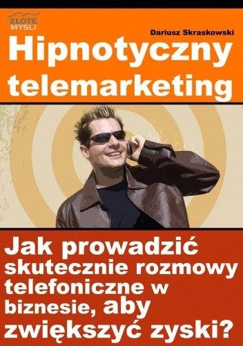 Okładka książki Hipnotyczny telemarketing - e-book