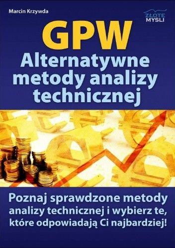 Okładka książki GPW IV – Alternatywne Metody Analizy technicznej - e-book