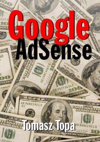 Okładka książki Google AdSense - e-book