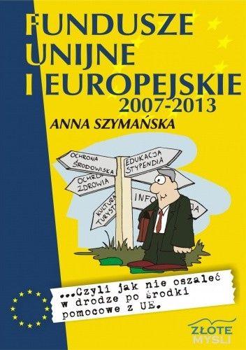 Okładka książki Fundusze unijne i europejskie - e-book